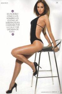 Gaby Bo, divina en Maxim Feb 2009